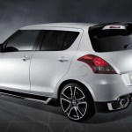 Swift Sport coming soon: A hybrid hot hatch from Suzuki