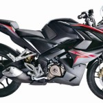 Bajaj Pulsar RS 200 Demon Black launched
