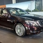 Mercedes Maybach S600 launched at 2.6 Crore