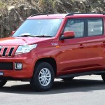 Mahindra TUV3OO receives 12,000 bookings; half of them for AMT