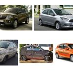 5 Upcoming Hatchbacks Under 5 lakh