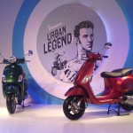 Piaggio launches 150cc Vespa