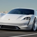 Frankfurt Motor Show Launches: Porsche Mission E