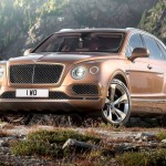 Bentley Bentayga to come with diesel engine
