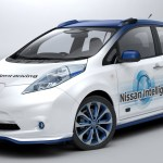 Nissan starts testing autonomous vehicles in Japan