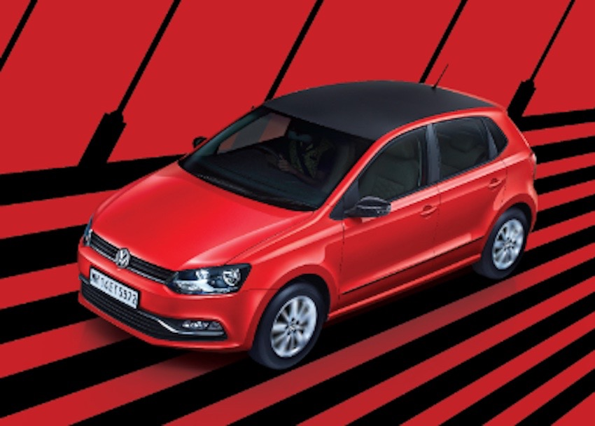 VW-Polo-Exquisite-Edition-front-three-quarter-launched