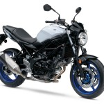 EICMA 2015 : Suzuki SV650 is back!