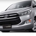 2016 Toyota Innova set to launch at the Delhi Auto Expo 2016