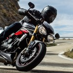 Triumph unleashes Speed Triple siblings