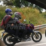 TVS Apache Spied.. launch around the corner?