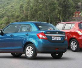 Swift-and-Dzire