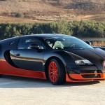 Video of the day : Burnout performed on a Bugatti Veyron