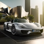 The Technology Behind the 918's Three Engines