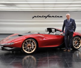 Tech Mahindra acquires Ferrari designer Pininfarina for Rs 1240 crore