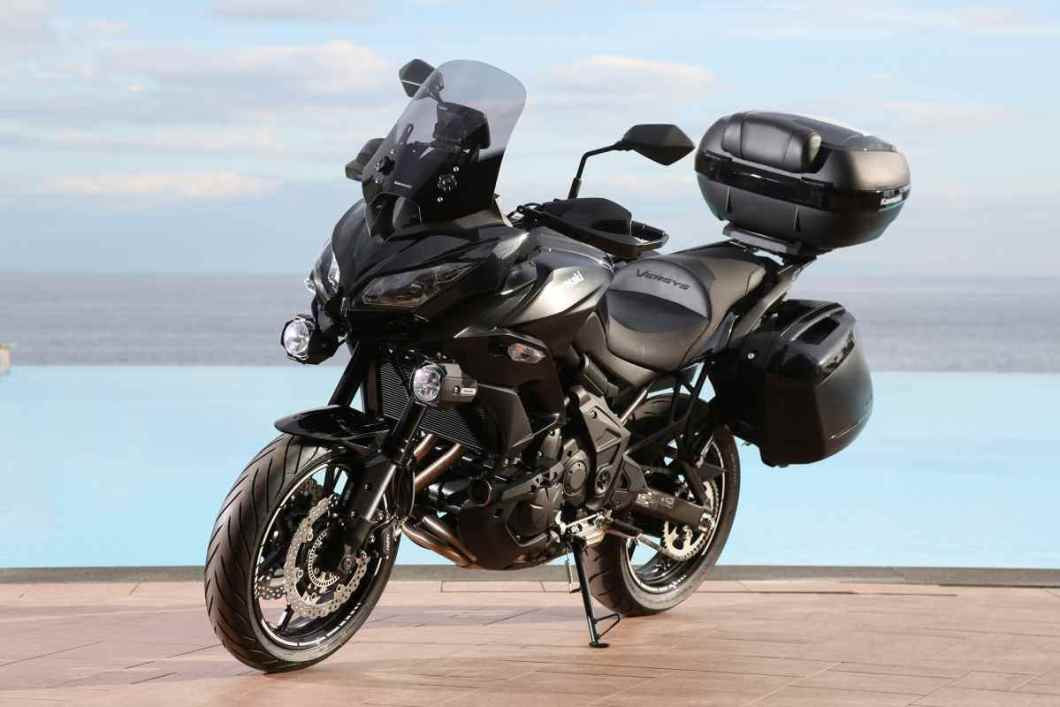 2016 Kawasaki Versys 650 ABS India
