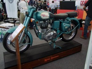 Royal Enfield Classic 500 at Thailand Motor Show