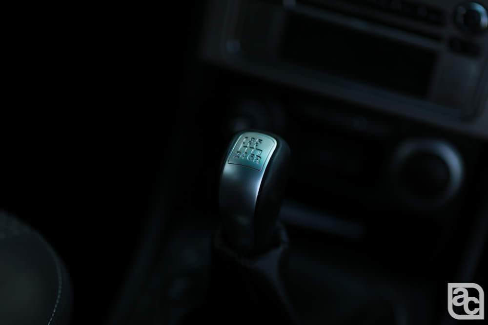 Safari storme 400 gear knob