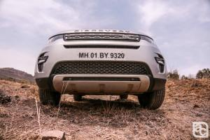 2016 Land Rover Discovery Sport offroad
