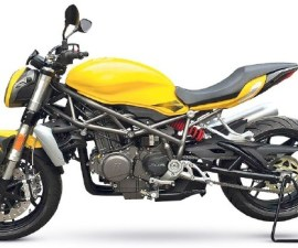 Benelli 750cc naked bike