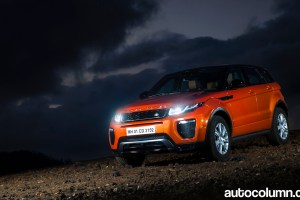 2016 Range Rover Evoque