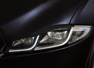 2016 Jaguar XJ L headlamps
