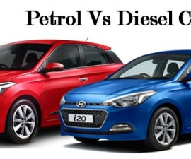 Petrol or diesel car