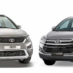 Toyota Innova vs Tata Hexa ? These 5 Things Will Help You To Choose One