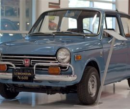 Honda N600. (SOURCE)
