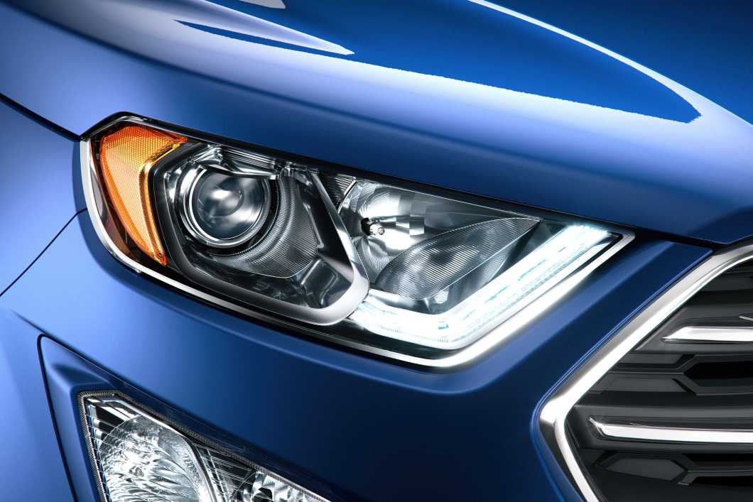 All new Ford EcoSport Headlamp
