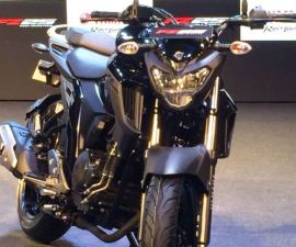 launch FZ25 India (SOURCE)