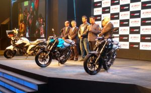 Color Variants FZ25 India Launch. (SOURCE)