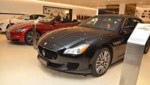 The Luxurious Maserati Outlet.(SOURCE)