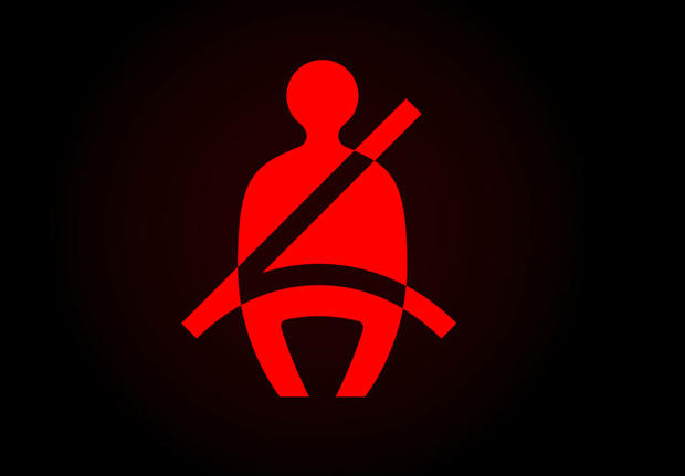 Seat-belt Not Engaged.(SOURCE)