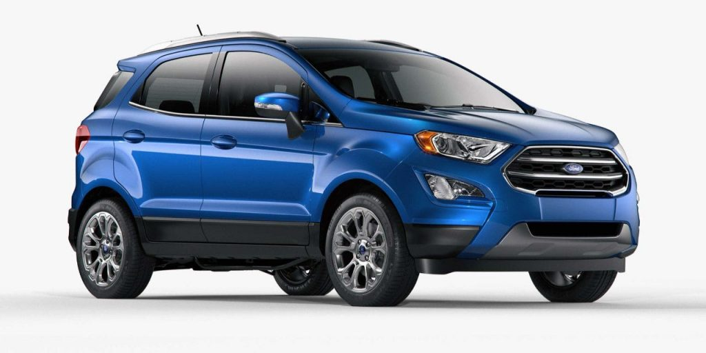 New Cars Like Duster - Ford EcoSport