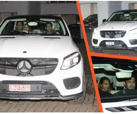 Salman Khan's new Mercedes-Benz GLC 43 AMG