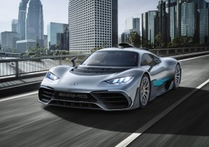 2019 Mercedes AMG Project One