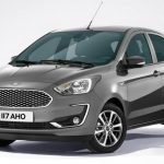 Ford Figo Facelift revealed ahead of 2018 launch in India