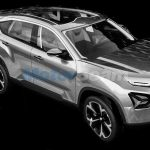 Tata Motors' H5X SUV leaked before Auto Expo unveil; Hyundai Creta challenger