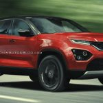 Production-spec Tata H5X SUV looks like a muscular Hyundai Creta-beater