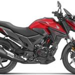 Honda X-Blade 160 motorcycle launched in India to challenge the Yamaha FZ16
