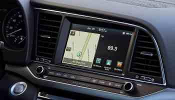 Apple CarPlay & Android Auto for Hyundai Sonata 2015-6 & Elantra