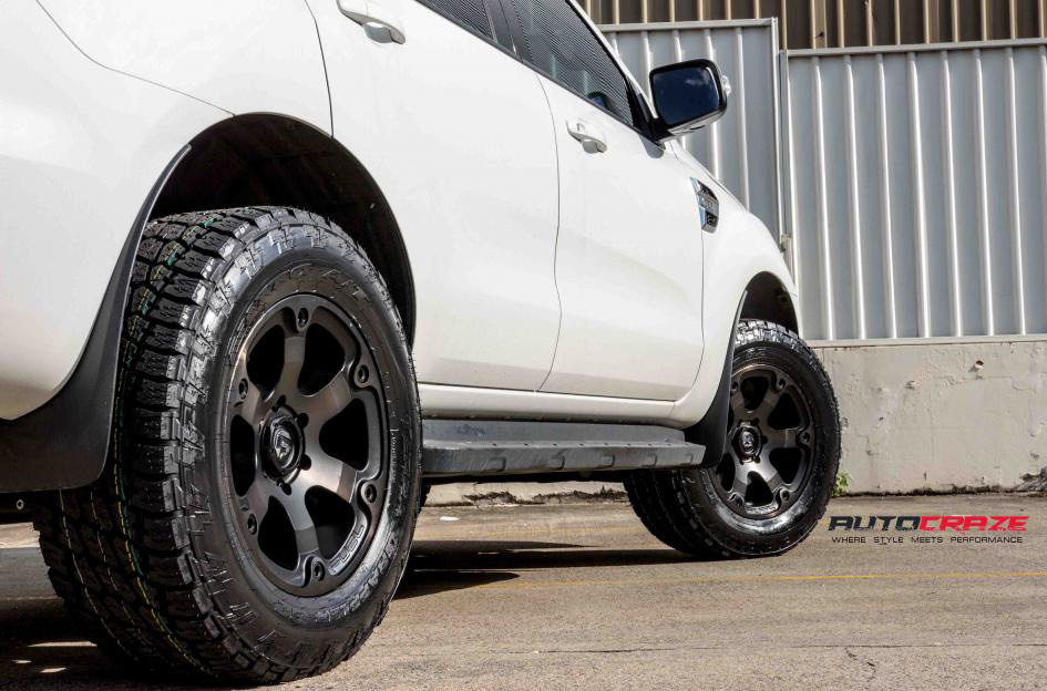 Ford Everest Wheels