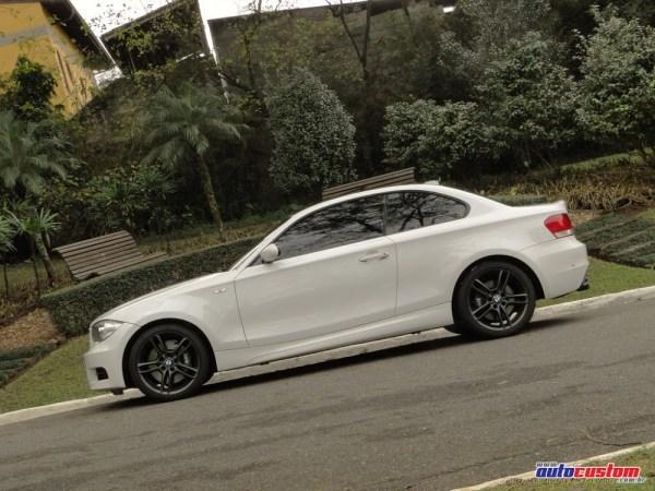 BMW 135i com mais performance