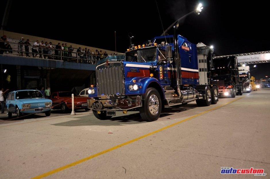 Noite dos Pesos Pesados 2010 no Autoshow Collection