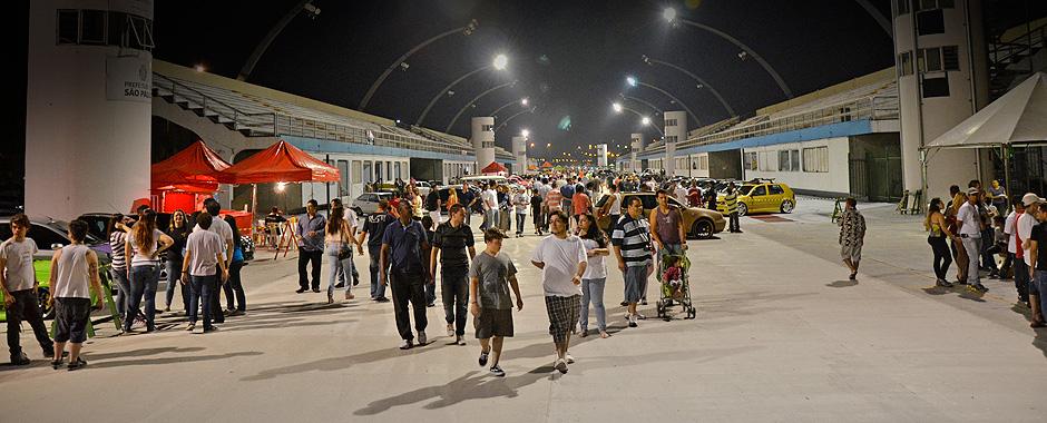 Penúltima edição do evento Auto Show Collection que aconteceu no dia 4 de dezembro de 2012