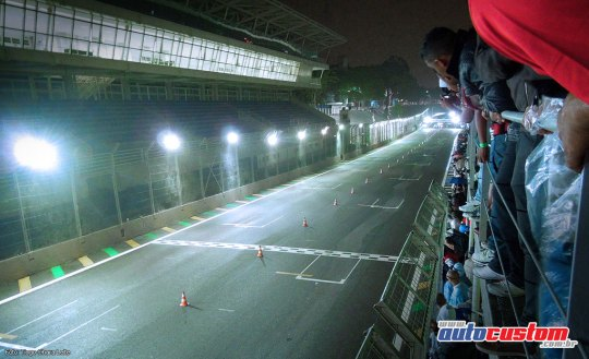 Drag Race Interlagos (antigo Racha Interlagos) 1ª edição em 22 de dezembro de 2012