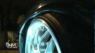 Vídeo Pickup Corsa 2000 azul, rebaixada com aro 17