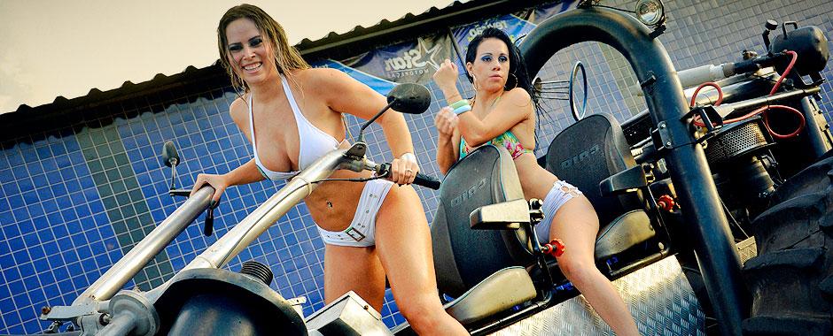 Lava Car Sexy - Chapéu Brasil / Sumaré (SP) - Mega Motor 9