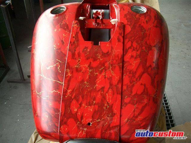hidro-pintura-fosca-textura-vermelha-preta