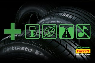 Pneus Pirelli - Green Performance